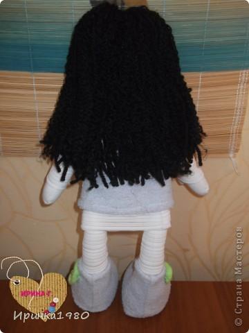 Наконец-то я сшила куклу. фото 3