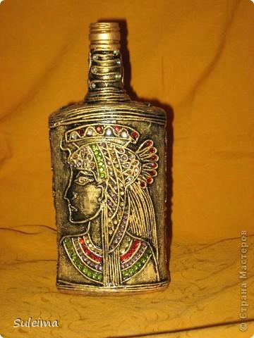 """Бутылка """"Виноград"""" фото 3"""