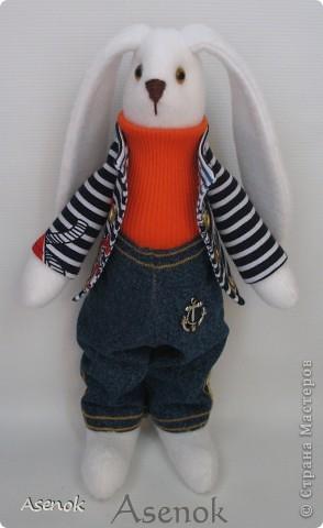 Маленький морячок :)