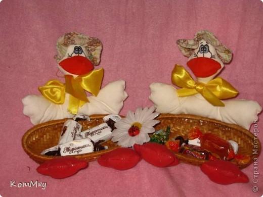 Жили у бабуси два весёлых гуся...  фото 2