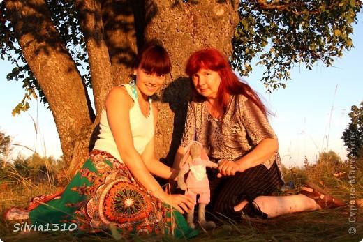 Тильдо-кроль сажает огурцы ))) фото 6