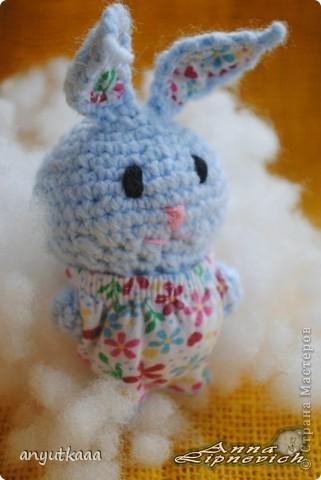 Облачный зайчишка в трусишках)))