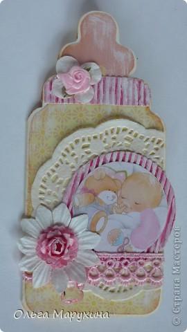 Здравствуйте, дорогие жители СМ!!! Вот такие подарочки у меня сложились для малюток и их мамочек:))) фото 19