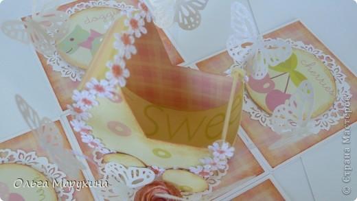 Здравствуйте, дорогие жители СМ!!! Вот такие подарочки у меня сложились для малюток и их мамочек:))) фото 15
