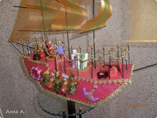 Корабль в подарок. фото 3