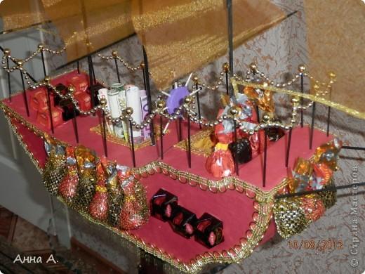Корабль в подарок. фото 4