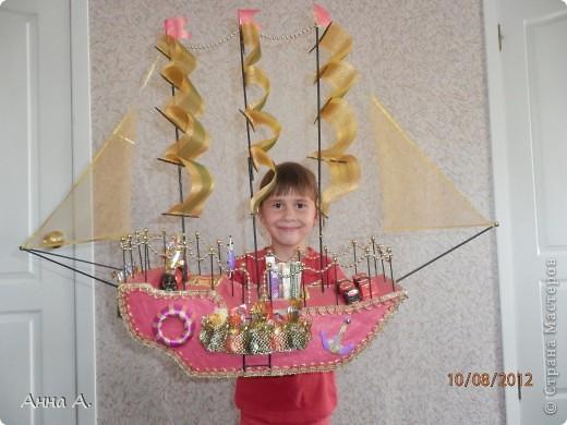 Корабль в подарок. фото 5