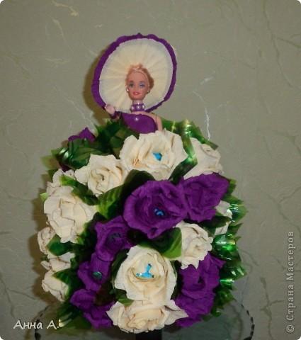 Кукла для любимой внучки! фото 1