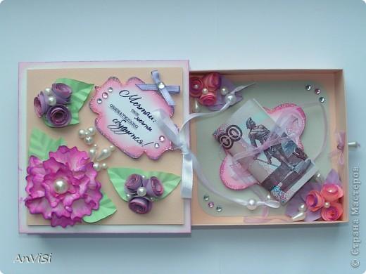 Всем здравствуйте! Вот ещё мои работы. Это первый опыт создания такой коробочки. МК тут: http://mu-ha.blogspot.com/2009/09/blog-post_11.html фото 9
