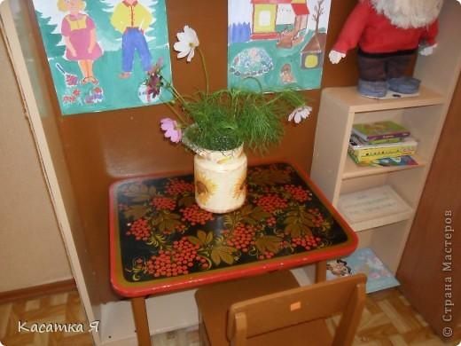 Набор к чаю - самовар , заварник и кружечки с тарелочкой. фото 3