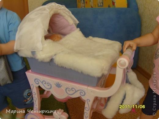 Преображение коляски для куклы фото 2