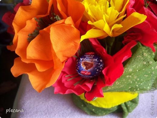маки с конфетами фото 4