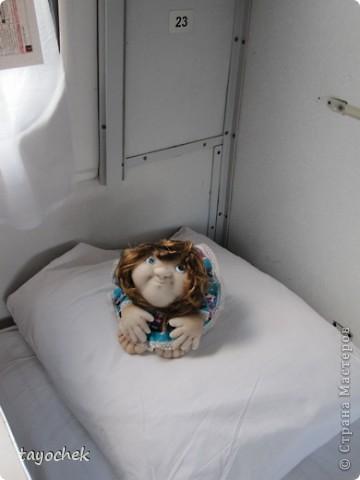 Извините, что беседую с Вами из поезда. Нотак уж вышло, что только я родилась, сразу же отправилась в Россию на проживание. фото 1