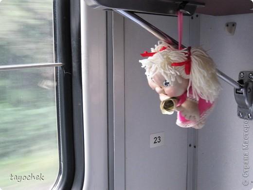 Извините, что беседую с Вами из поезда. Нотак уж вышло, что только я родилась, сразу же отправилась в Россию на проживание. фото 6