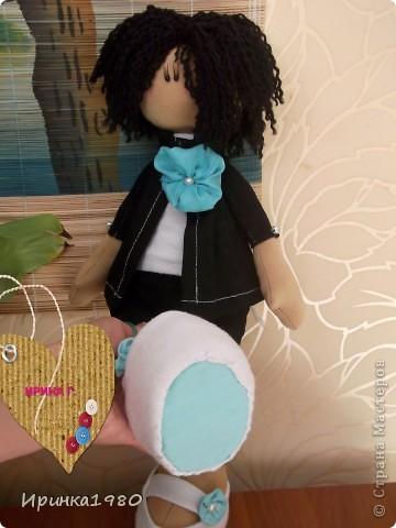 Кукла Ника, 49 см. фото 4