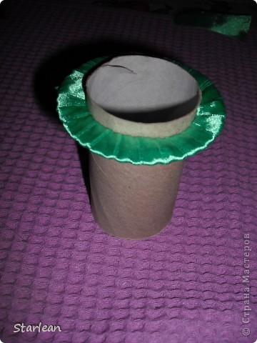 вот такой букетик -дублер я делала для сестры на свадьбу.хочу показать как я делала основу под букетик, на примере другого букета фото 8