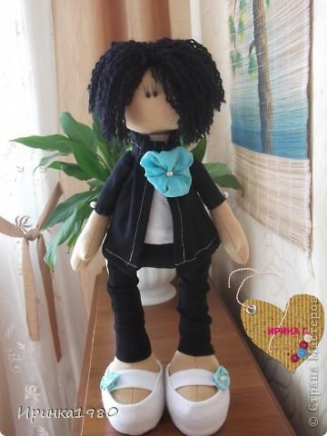 Кукла Ника, 49 см. фото 1