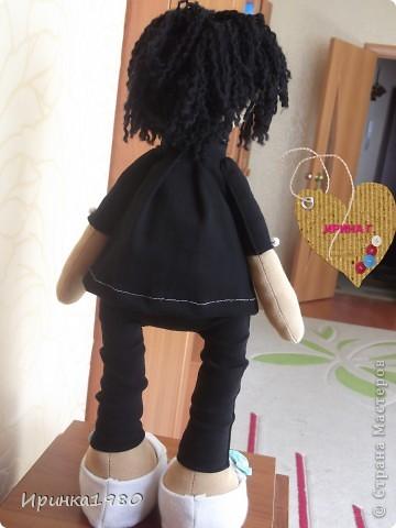 Кукла Ника, 49 см. фото 3