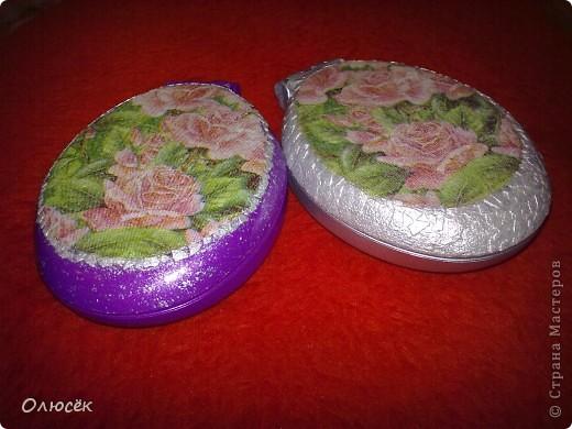 Подарки от всего сердца для родных и близких :) Сделано с любовью...  Комплектик: баночка с жидким мылом и картинка-панношка на CD. У баночки по бокам оставлены незакрашенные полосы, чтобы знать уровень мыла. фото 12