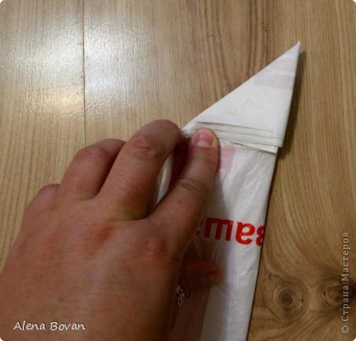 как сложить пакет? фото 12