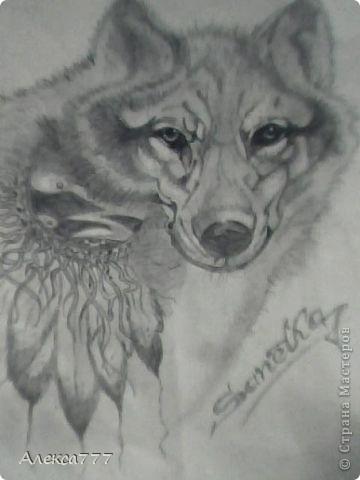 Очень люблю рисовать  простым карандашом фото 1