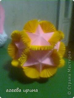 кусудама бабочка фото 2