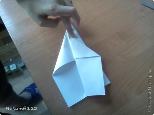 Четырехкрылый  самолёт фото 8
