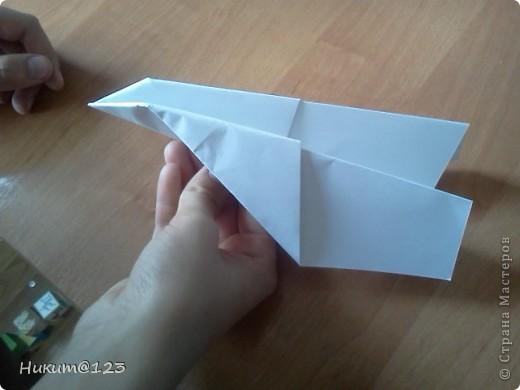 Четырехкрылый  самолёт фото 9
