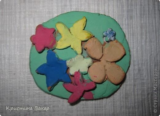 Моя сестра Ульяна ходит на кружок по керамике. Вот некоторые её работы. Не судите строго, ей всего 9 лет))))) фото 7