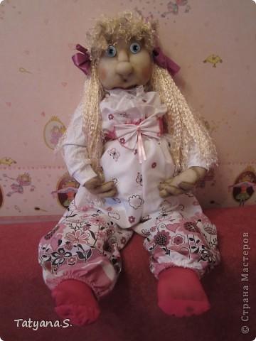Это моя любимая Розетта, а по-нашему, просто Розочка. Розеттой её назвала моя дочка. фото 1