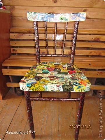 стул для отца фото 1