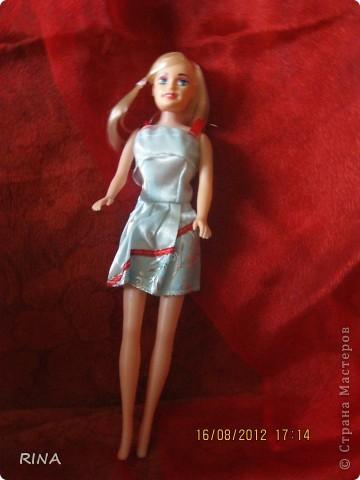 """Вот такую """"сладкую"""" куколку-невесту сделала по просьбе сына. фото 2"""