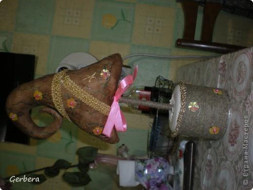 Вот один из дракончиков, подглядывающий)))))) фото 4