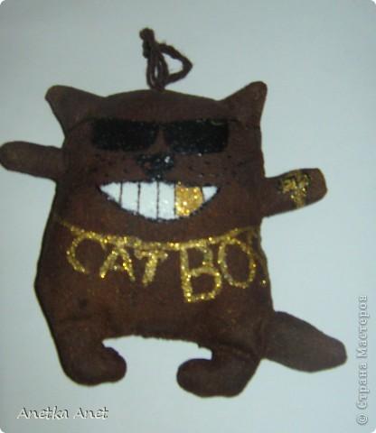 Мой кофейный кот.  фото 1