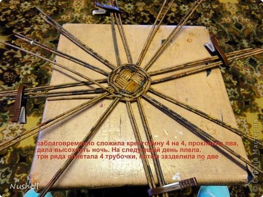 Плетение курочки. Мастеркласс фото 2