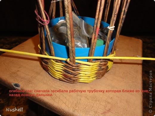 Плетение курочки. Мастеркласс фото 12