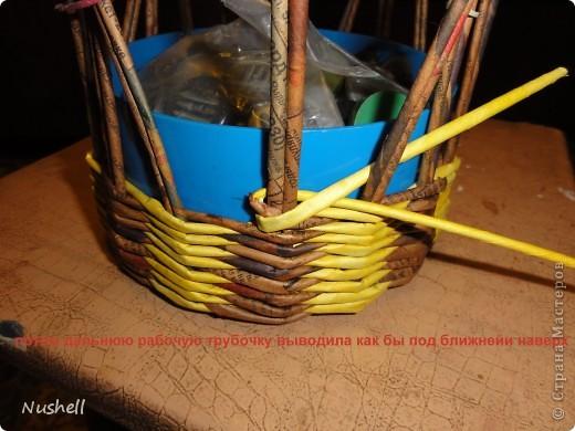 Плетение курочки. Мастеркласс фото 13