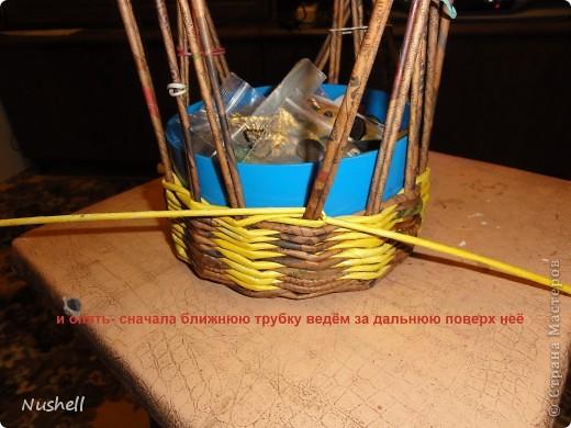 Плетение курочки. Мастеркласс фото 15