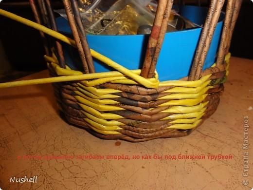 Плетение курочки. Мастеркласс фото 17