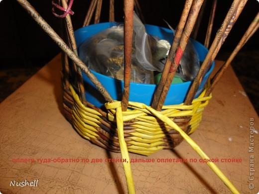 Плетение курочки. Мастеркласс фото 18