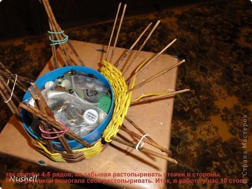 Плетение курочки. Мастеркласс фото 19