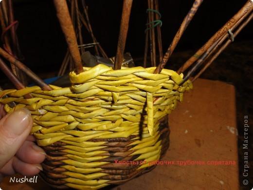 Плетение курочки. Мастеркласс фото 22