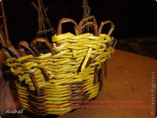 Плетение курочки. Мастеркласс фото 23