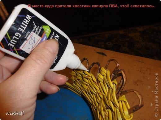 Плетение курочки. Мастеркласс фото 24