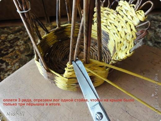 Плетение курочки. Мастеркласс фото 26