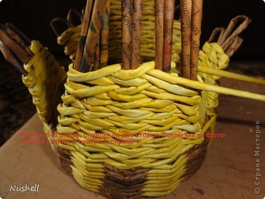 Плетение курочки. Мастеркласс фото 30