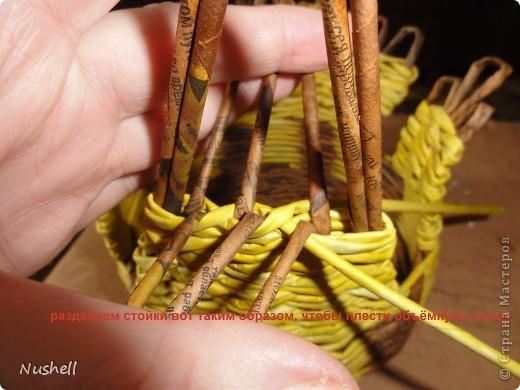 Плетение курочки. Мастеркласс фото 31