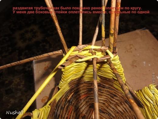 Плетение курочки. Мастеркласс фото 33