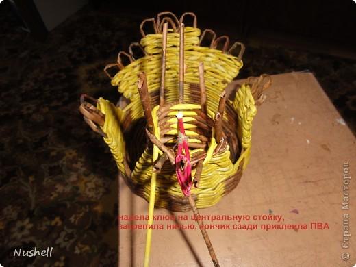 Плетение курочки. Мастеркласс фото 35