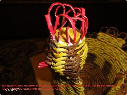 Плетение курочки. Мастеркласс фото 39